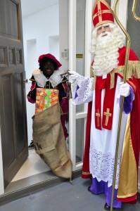 Sint en zijn Pieten
