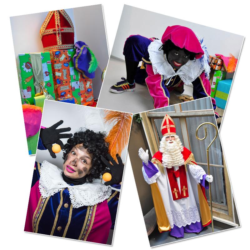 Sinterklaar Inhuren in Rotterdam en Amsterdam